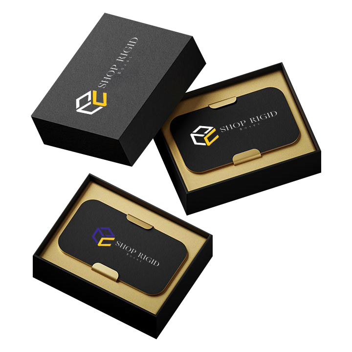 Rigid Business Card Boxes
