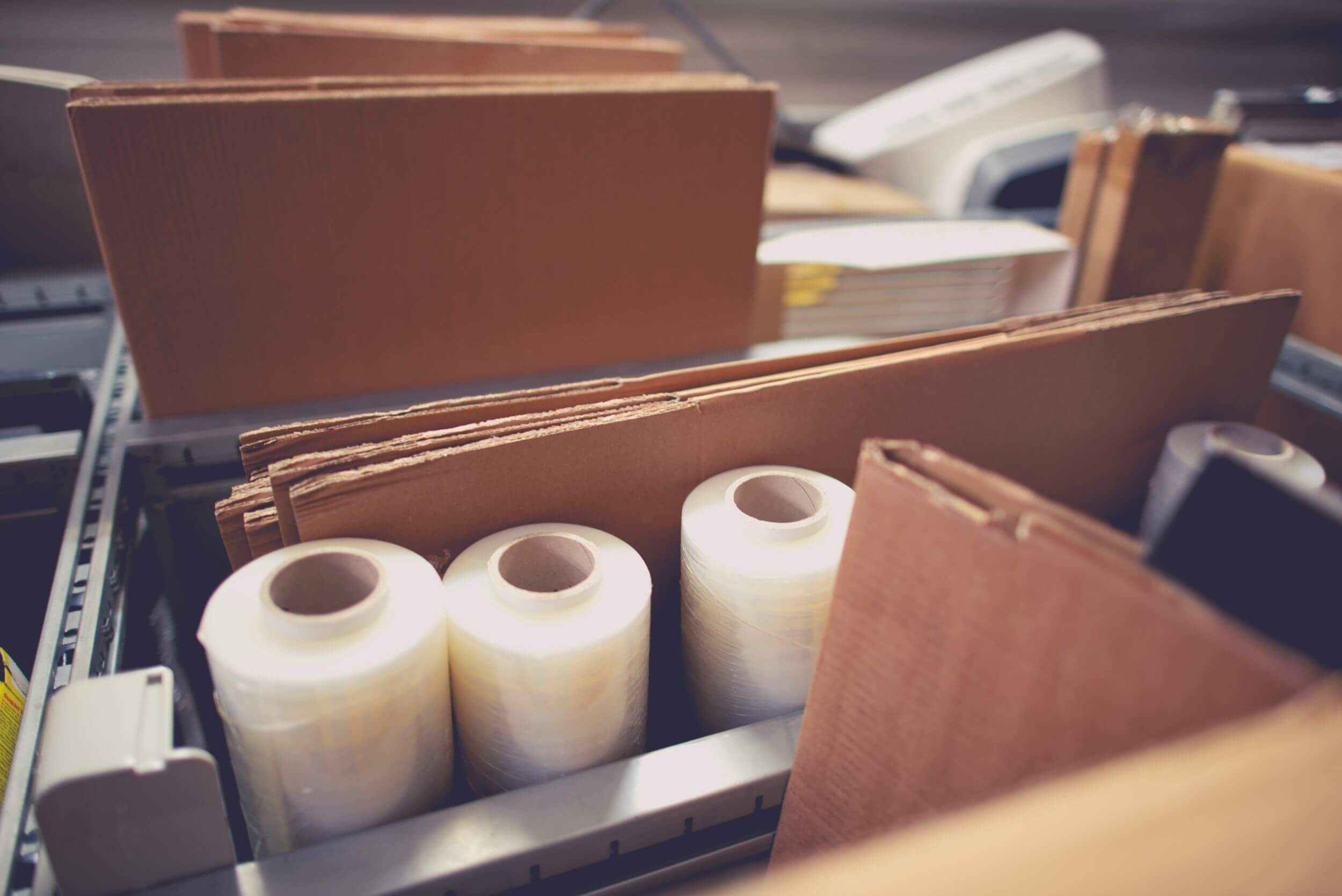 ShopRigidBoxes 5 Packaging Materials to Consider for Your Next Project